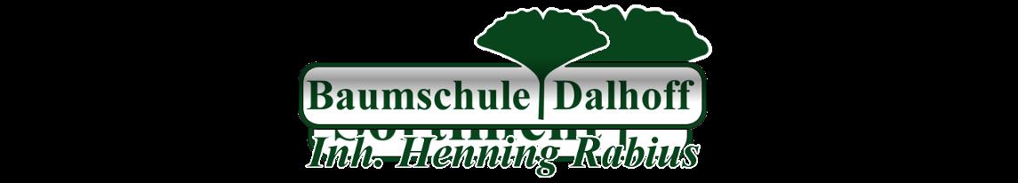 Baumschule Dalhoff - Inhaber Henning Rabius